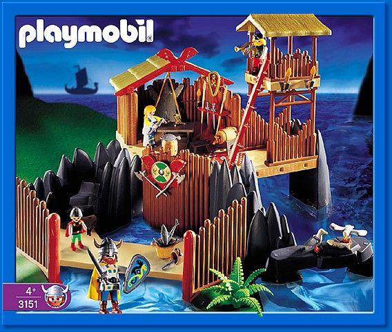 playmobil castle instructions 3269