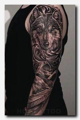 Tatuaggi Hot Tattoo Wolf Tattoo Sleeve Tattoo Sleeve Designs Wolf Tattoos
