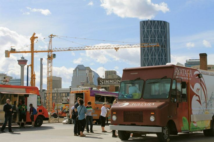 The @Calgary Food Trucks loves @eastvillageYYC!