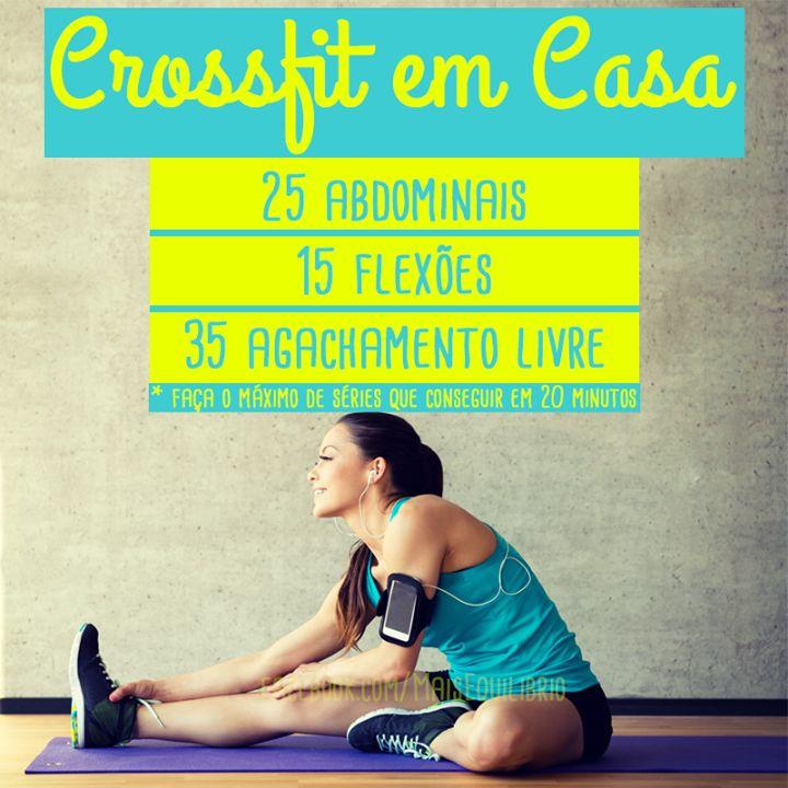 Emagreça com treinamento de alta intensidade! http://goo.gl/d4dcVV