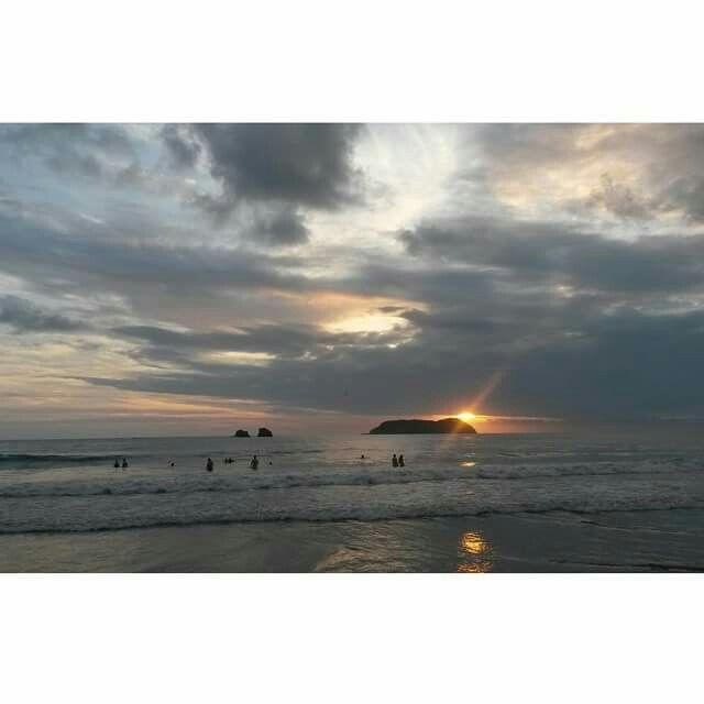 Playa Ventanas. Costa Rica. Península de Osa