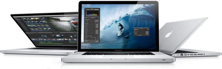 MacBook Pro.......Don't leave home without it!