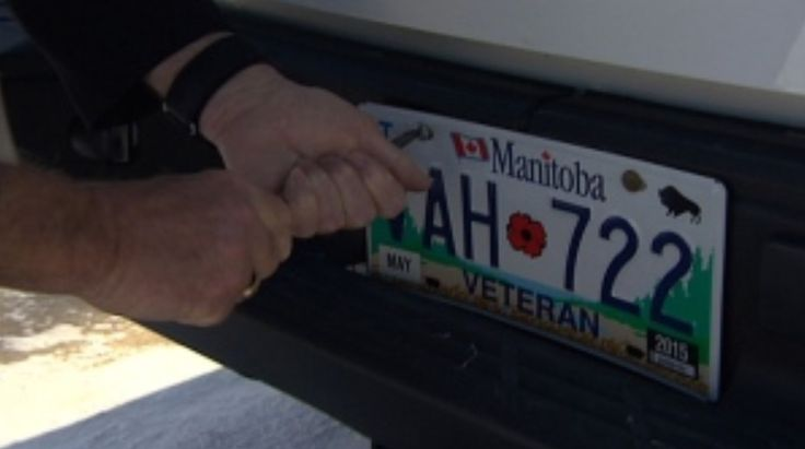 Winnipeg veteran told to return vet's licence plate - http://www.warhistoryonline.com/war-articles/winnipeg-veteran-told-return-vets-licence-plate.html