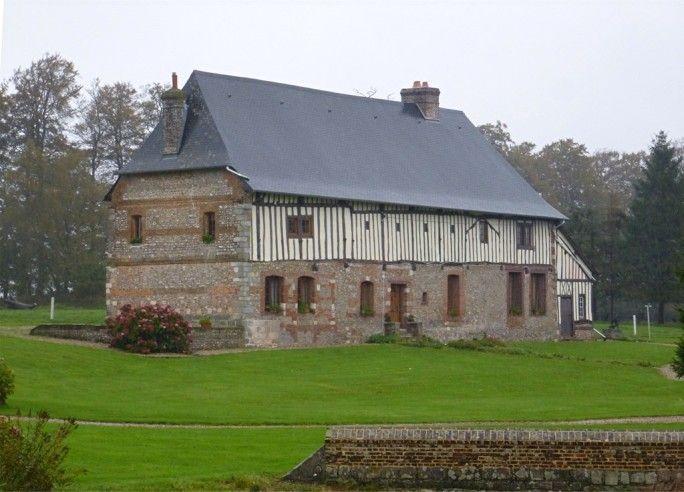 Prétot-Vicquemare - Manoir de Vicquemare XVIIe siècle