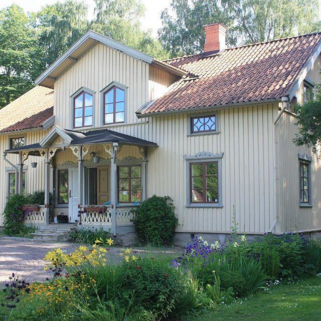 Några dagar för sent, men mitt favorithus är såklart mitt eget  #husutmaningenseptember17 #underbaraboning #myhouse
