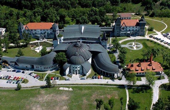 Peter Pázmány Catholic University Campus Piliscsaba(Hungary)