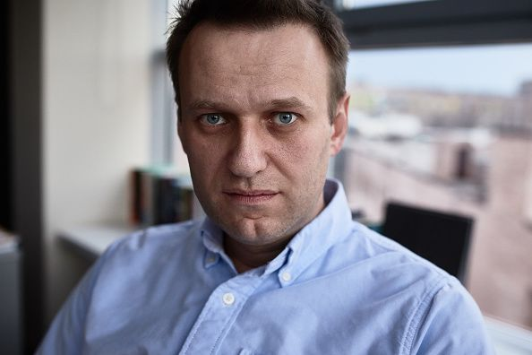 Opposition candidate Alexei Navalny says he would beat Vladimir Putin in a fair political system