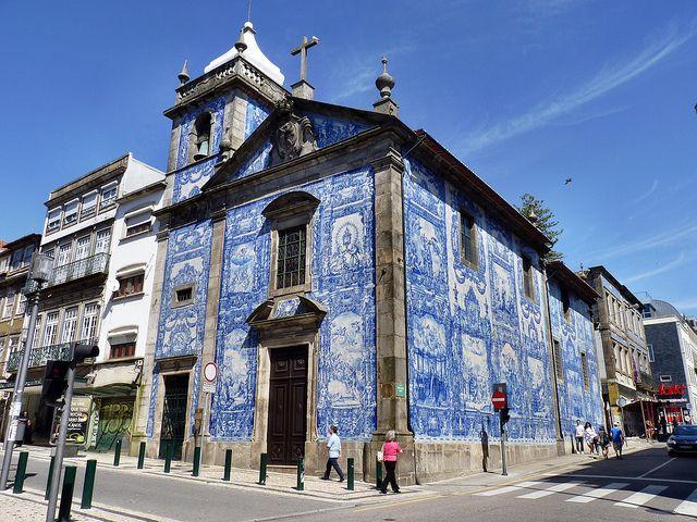 Porto - Capela das Almas by Martin M. Miles, via FlickrPort, Photos, Das Alma, Portugal, Capela Das