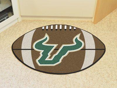 University of South Florida Football Mat