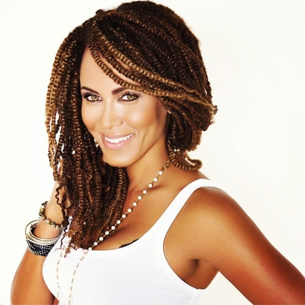 CurlsUnderstood.com: Nicole Ari Parker