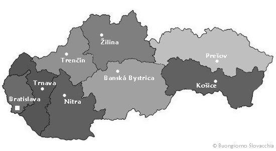 La campagna per le elezioni regionali in Slovacchia è partita ufficialmente ieri, 23 ottobre. Fino al 9 novembre, data dell'appuntamento all...
