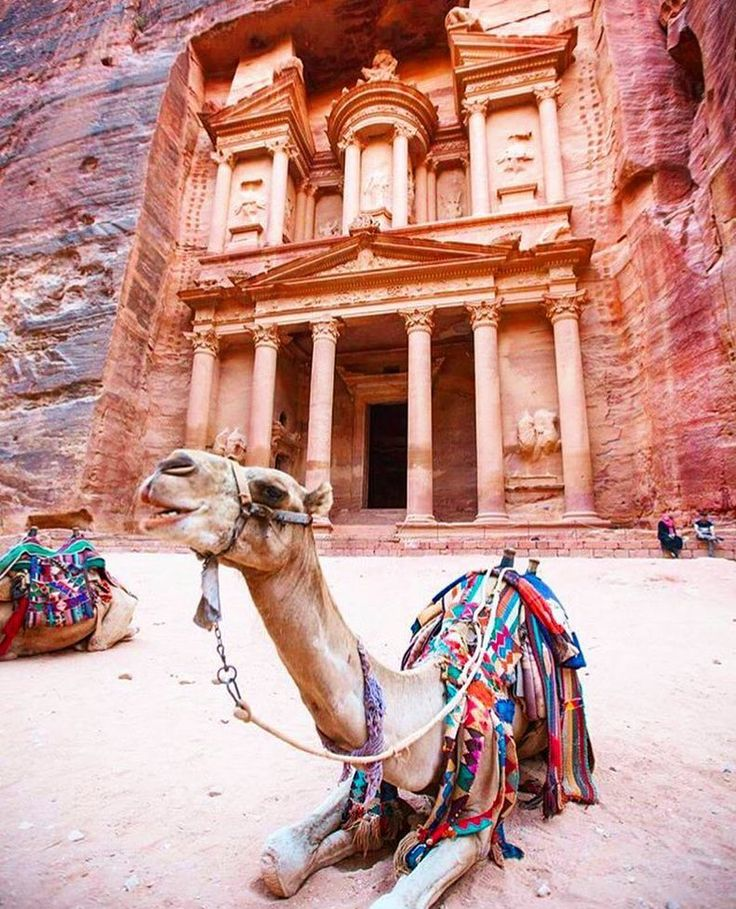 Good morning to you all!  How spectacular is Petra?   by @cloetclem