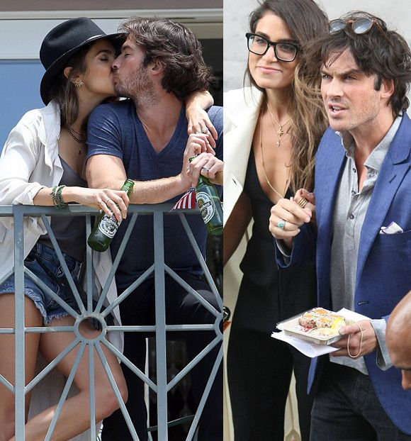 11 Best Somerhalder Reed Images On Pinterest: 1064 Best Ian And Nikki Images On Pinterest