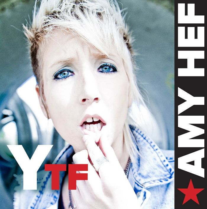 SWF, FORT MAC AND THE IMPORTANCE OF GOOD HAIR!  Amy is an electrifying and dynamic musician who will inspire you with her musician super powers!!!