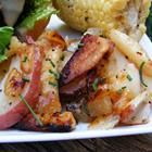 Grilled Potatoes and Onion Recipe: Food Recipes, Side Dishes, Grilled Potatoes And Onions, Grilled Food, Cooking Tips, Favorite Recipes, Onions Cooking, Onions Recipes, Foil Packets