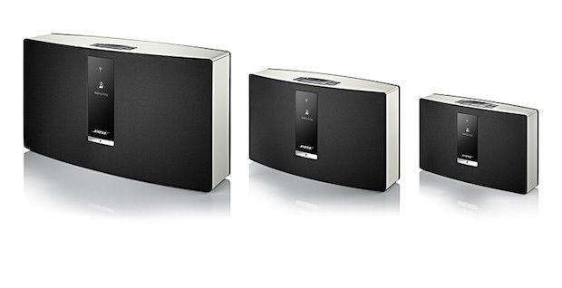 Das Multiroom System Bose SoundTouch  ✔ Bose SoundTouch - das Multiroom Audio System ✔ Simple Vernetzung sowie ein überzeugendes Multiroom Erlebnis. Unterstützt Spotify + Deezer.