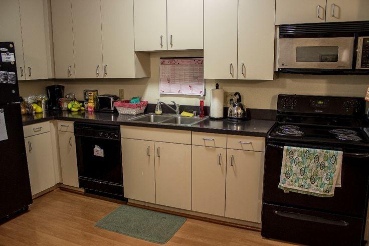 Sonoma State University-Beaujolais Village kitchen floor plan B