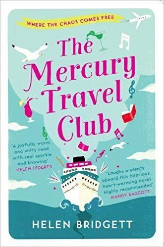 #BookReview - The Mercury Travel Club by Helen Bridgett