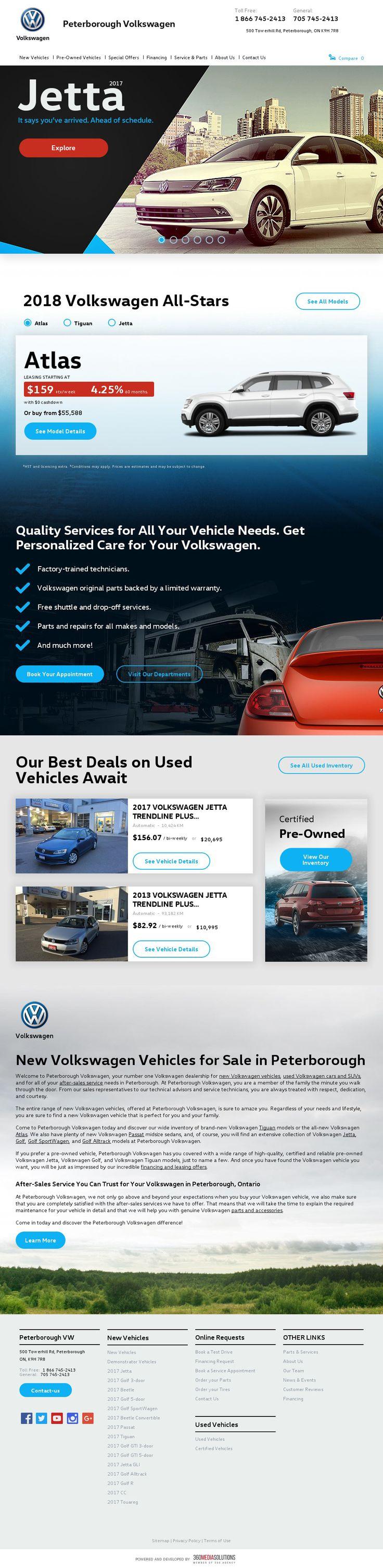 Best Web Design For Car Dealers Get Inspired Today Webdesign Design Graphicdesign Car Websites Agency 360 Volkswagen Car Volkswagen Cars For Sale Used
