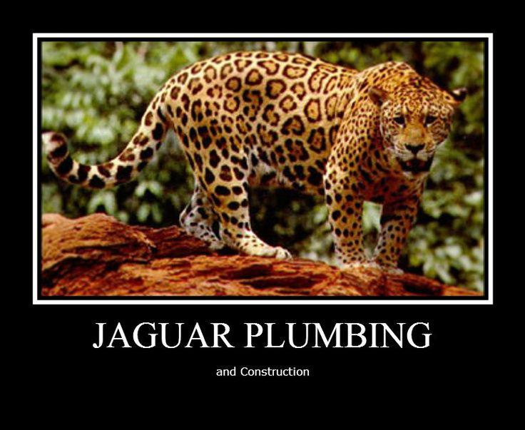 Jaguar Plumbing & Construction