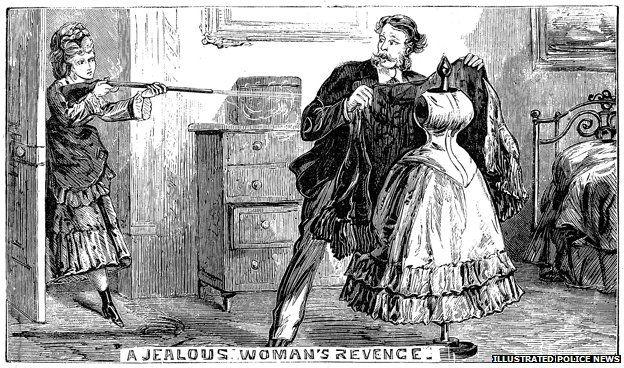 여기는 100여년전의 영국...  남편의 여자관계가 복잡해서 항상 자신의 속을 끓여왔었던 여주인은 집에 돌아오는 순간,  문틈 사이로 보이는 남편과 한여성의 의문스러운 뒷모습을 목격하게 됩니다. 더보기....
