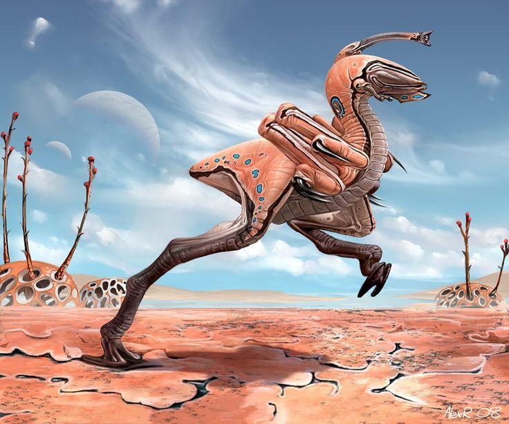 картинки инопланетное животное дай ему название сделай рисунок плата для