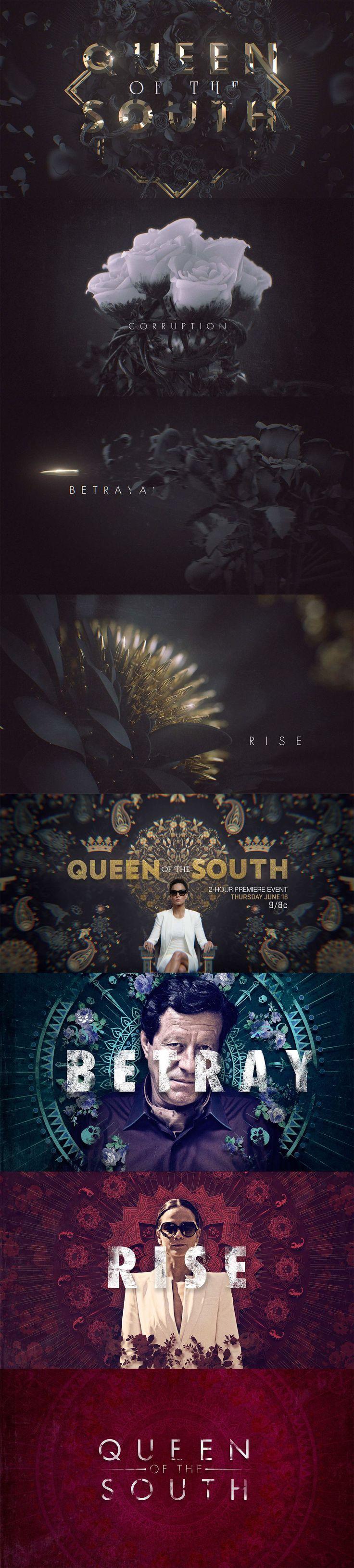 https://www.behance.net/gallery/53376843/Queen-Of-The-South-AE