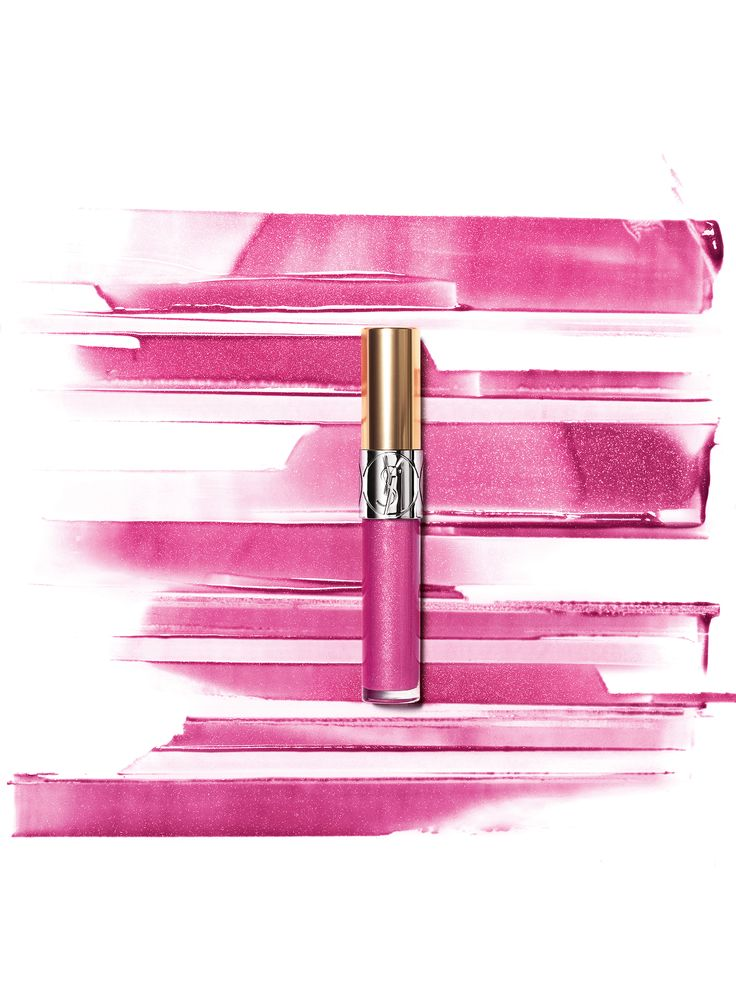Gorgeous gloss by YSL