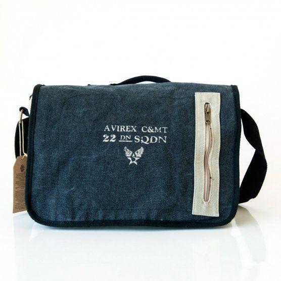 Geanta de umar, marca Avirex