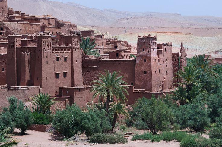 Ait Ben Haddou | Morocco | 2015 | http://www.honza-libor.cz/maroko-2015/