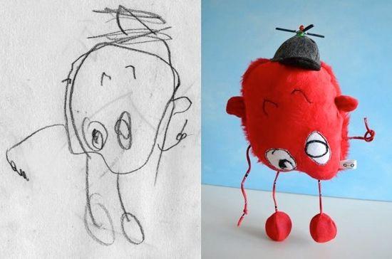 Kids Drawings Made Real