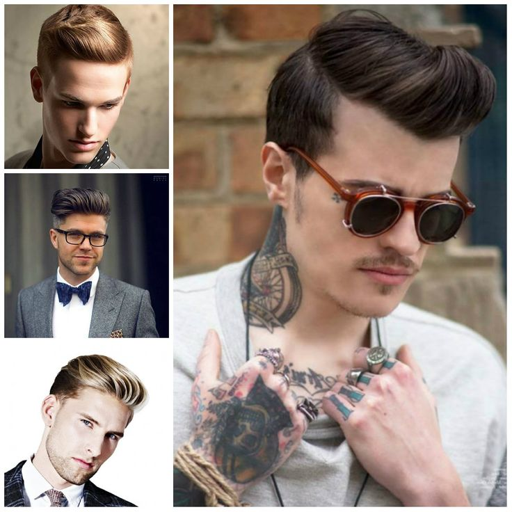 Top 8 Penteados Clássicos para Homens - http://bompenteados.com/2016/06/28/top-8-penteados-classicos-para-homens.html