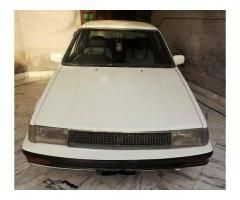 Toyota corolla 1986 FOR sale in good amount
