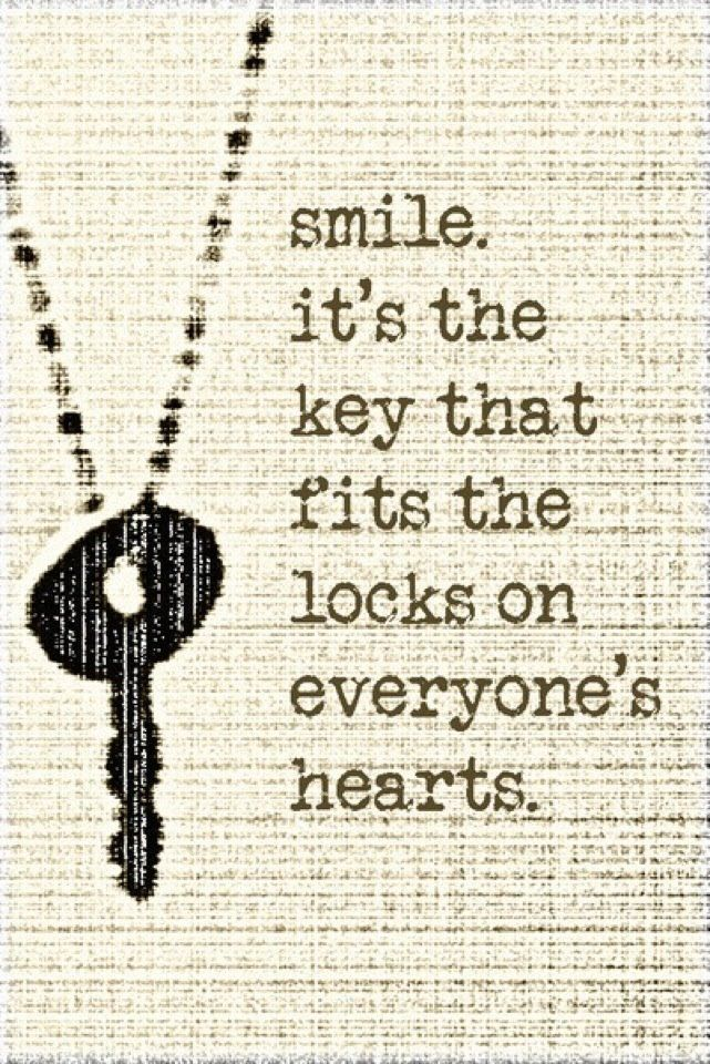 Quotes About Smiles Stunning 77 Best Smile Quotes Images On Pinterest  Smile Happy Thoughts And . Inspiration