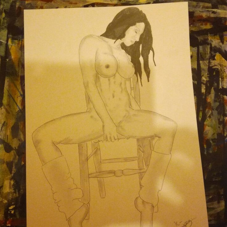 drawing of yesterday A4 #art #artist  #fineart  #eroticart #sexy #pencil #drawing #erotic #sex