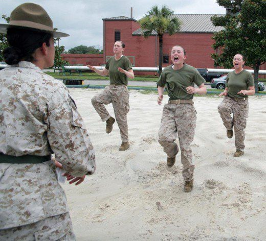 Flab-to-Fit: Week 12 of the Transformation Workout Program. Fitness - Inspiration - Marines - Boot Camp - Parris Island - Recruit Training - Military - Armed Forces - Get Fit - Workout - Health - Get Lean - Weight Loss - Female - Motivation - Women's - Exercise - Goals - Tips - Ideas - Plans
