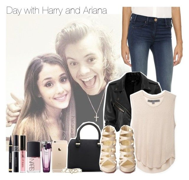 """""""Day with Harry and Ariana 
