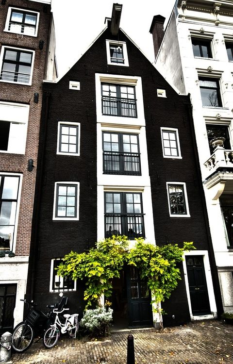 Amsterdam, The Netherlands - I want to go here and then live here forever and ever because its so beautiful over there.