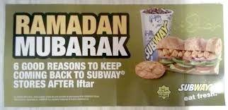 subway halal - Google Search