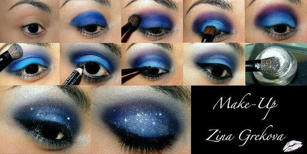 eyeshadow to do