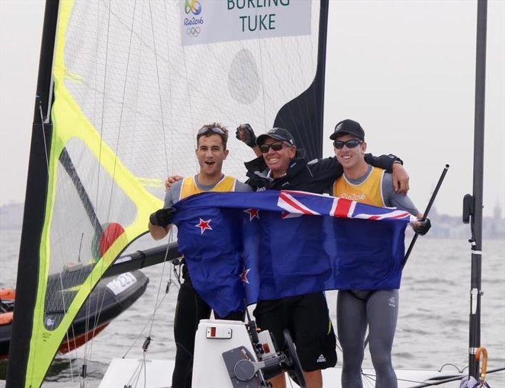 Familiar look to 2017 NZL Sailing Team