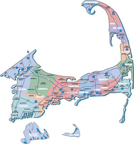 The 25 best Cape cod map ideas on Pinterest  Map of cape cod