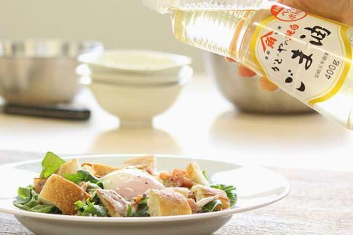ドレッシングを◯◯に変えるだけで、いつものサラダが爆ウマ!お箸が止まらない【使えるレシピ3本付き】 - レシピ [えん食べ]