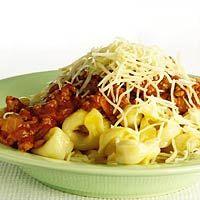 Recept - Tortellini bolognese - Allerhande