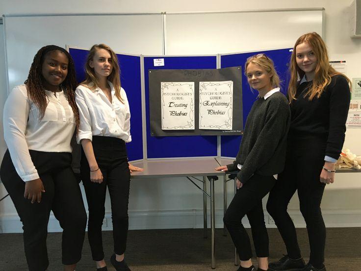 Sixth Form Psychology students compete at Royal Holloway 2017