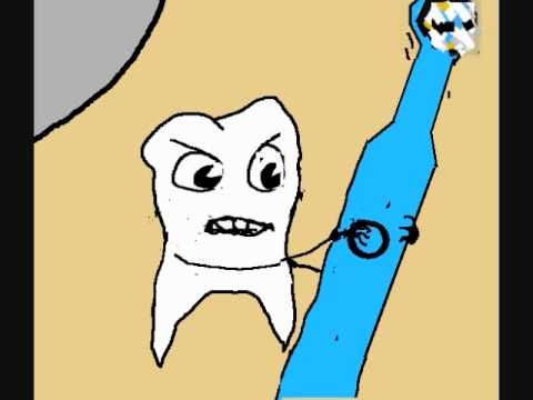 Tommy and the Electric Toothbrush - YouTube