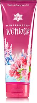 Winterberry Wonder Ultra Shea Body Cream - Signature Collection - Bath & Body Works