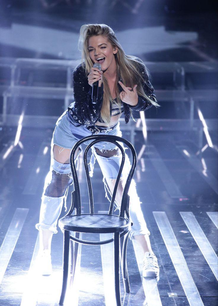 The X Factor 2015: Watch Louisa Johnson switch up 'Billie Jean' in Reinvention Week  - DigitalSpy.com