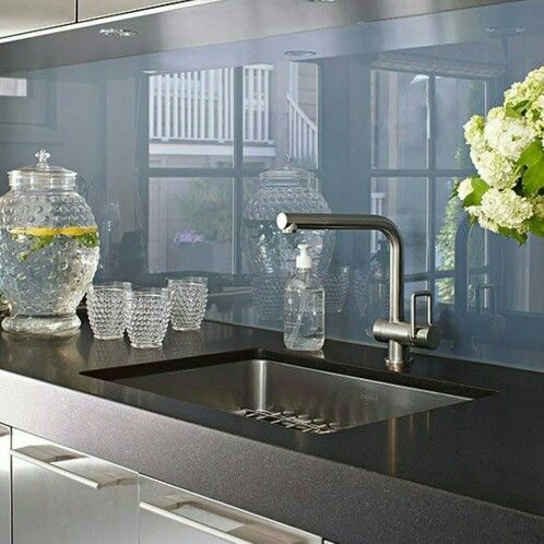 82 best Glass Balustrading, SplashBacks, Panels \ Screens images - küchen fliesenspiegel glas