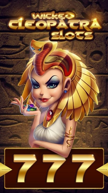 A Mini Cleopatra Slots-FREE (Queen of Egypt Lucky Jewels & Gems Casino Game by Poker Face Apps)